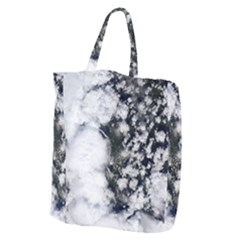 Earth Right Now Giant Grocery Zipper Tote