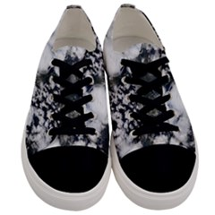 Earth Right Now Men s Low Top Canvas Sneakers
