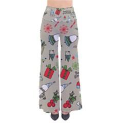 Beautiful Design Christmas Seamless Pattern Pants