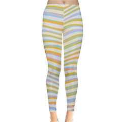 Art Abstract Colorful Colors Leggings