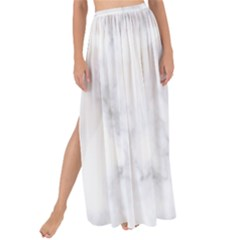Marble Texture White Pattern Maxi Chiffon Tie Up Sarong