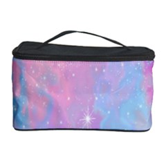 Space Psychedelic Colorful Color Cosmetic Storage Case