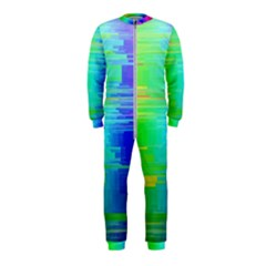Colors Rainbow Chakras Style Onepiece Jumpsuit (kids)
