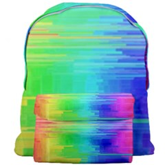 Colors Rainbow Chakras Style Giant Full Print Backpack