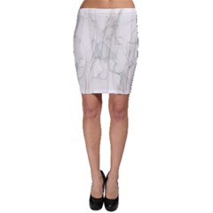 Background Modern Smoke Design Bodycon Skirt