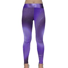 Spiral Lighting Color Nuances Classic Yoga Leggings