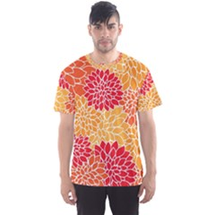 Abstract Art Background Colorful Men s Sports Mesh Tee