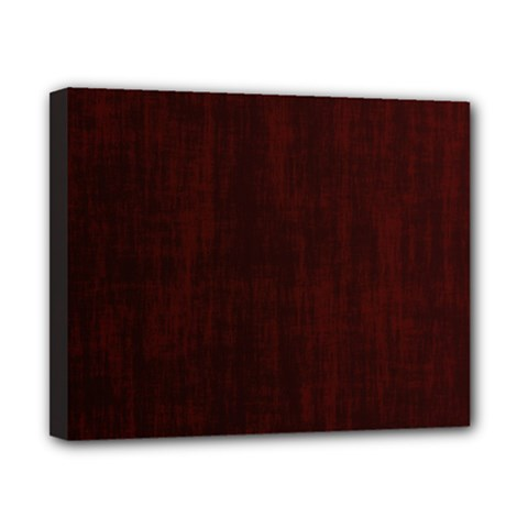 Grunge Brown Abstract Texture Canvas 10  X 8