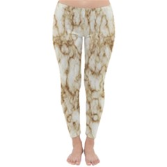 Abstract Art Backdrop Background Classic Winter Leggings