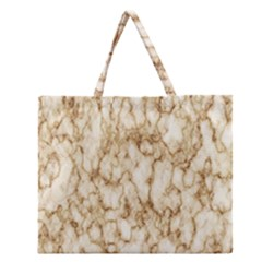 Abstract Art Backdrop Background Zipper Large Tote Bag