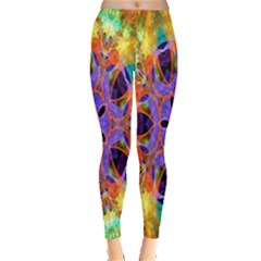 Kaleidoscope Pattern Ornament Leggings