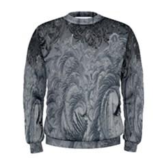 Abstract Art Decoration Design Men s Sweatshirt