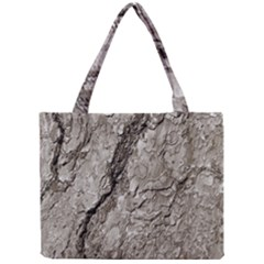 Tree Bark A Mini Tote Bag