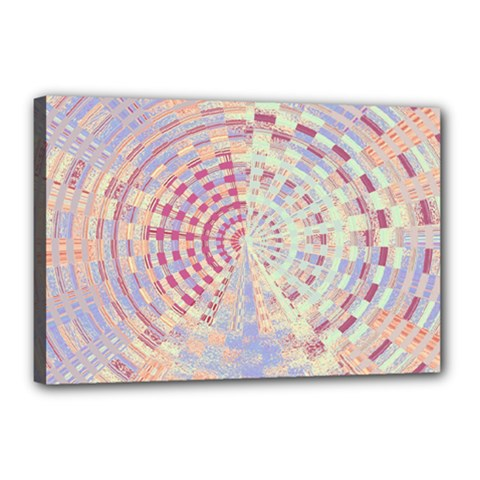 Gateway To Thelight Pattern  Canvas 18  X 12