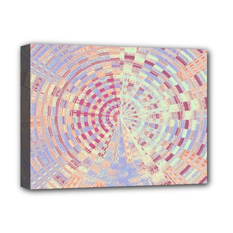 Gateway To Thelight Pattern  Deluxe Canvas 16  X 12