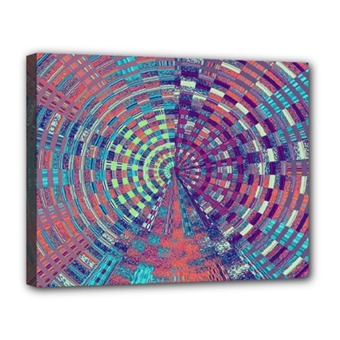 Gateway To Thelight Pattern 4 Canvas 14  X 11