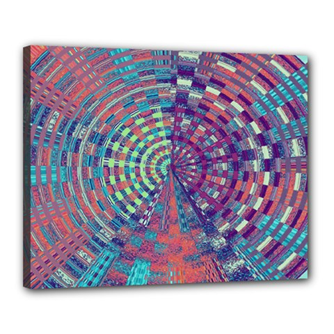 Gateway To Thelight Pattern 4 Canvas 20  X 16