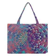Gateway To Thelight Pattern 4 Medium Tote Bag