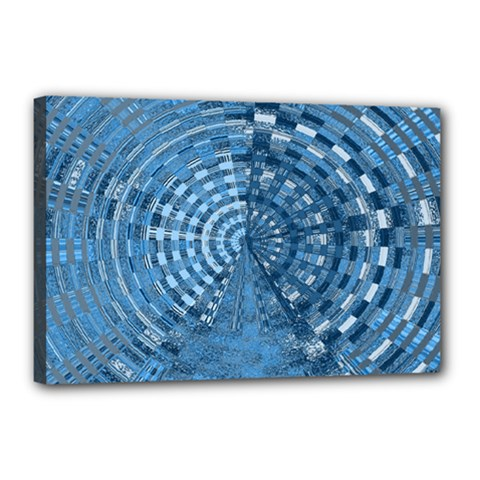 Gateway To Thelight Pattern 5 Canvas 18  X 12