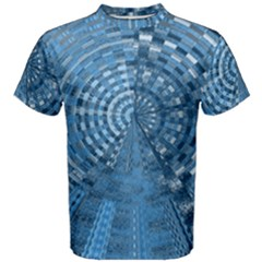 Gateway To Thelight Pattern 5 Men s Cotton Tee