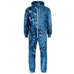 Gateway To Thelight Pattern 5 Hooded Jumpsuit (men)