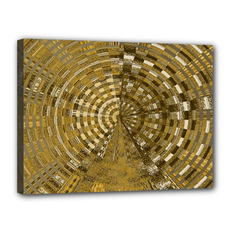 Gatway To Thelight Pattern 4 Canvas 16  X 12