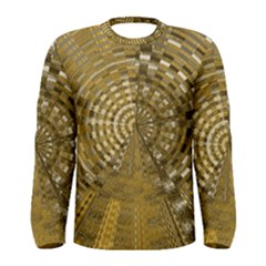 Gatway To Thelight Pattern 4 Men s Long Sleeve Tee