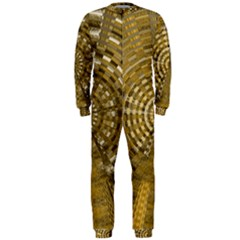 Gatway To Thelight Pattern 4 Onepiece Jumpsuit (men)