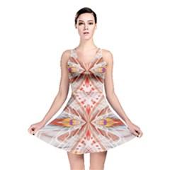 Heart   Reflection   Energy Reversible Skater Dress