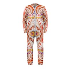Heart   Reflection   Energy Onepiece Jumpsuit (kids)