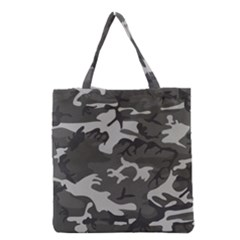 Camouflage Pattern Disguise Army Grocery Tote Bag