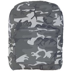 Camouflage Pattern Disguise Army Full Print Backpack