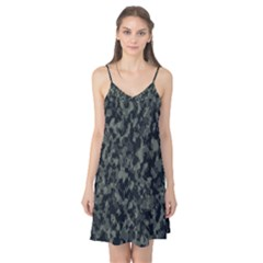 Camouflage Tarn Military Texture Camis Nightgown