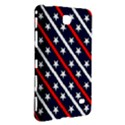 Patriotic Red White Blue Stars Samsung Galaxy Tab 4 (8 ) Hardshell Case  View3