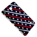 Patriotic Red White Blue Stars Samsung Galaxy Tab 4 (8 ) Hardshell Case  View5