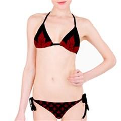 Cool Canada Bikini Set