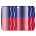 American Flag Patriot Red White Samsung Galaxy Tab 3 (10.1 ) P5200 Hardshell Case  View1
