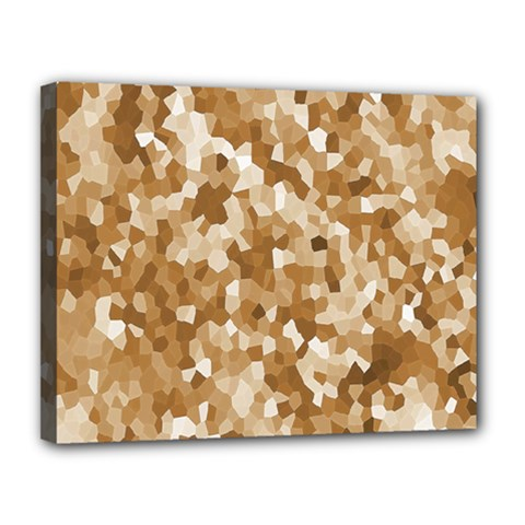 Texture Background Backdrop Brown Canvas 14  X 11