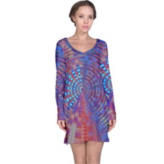 Gateway To The Light 5 Long Sleeve Nightdress