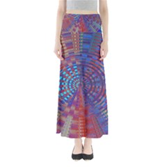 Gateway To The Light 5 Full Length Maxi Skirt
