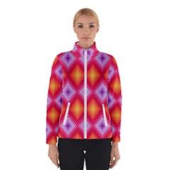 Texture Surface Orange Pink Winterwear