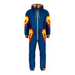 Super Dealer Hooded Jumpsuit (kids)