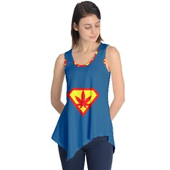 Super Dealer Sleeveless Tunic