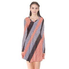 Fabric Textile Texture Surface Flare Dress