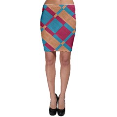 Fabric Textile Cloth Material Bodycon Skirt