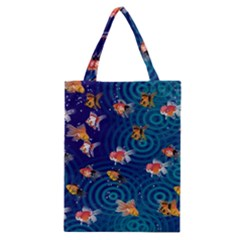 Fish Swim In The Ocean Classic Tote Bag