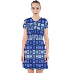 Textiles Texture Structure Grid Adorable In Chiffon Dress
