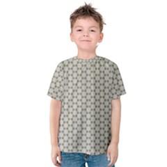 Background Website Pattern Soft Kids  Cotton Tee