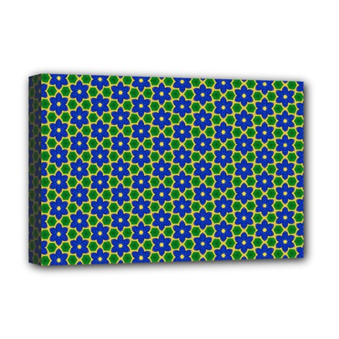 Texture Background Pattern Deluxe Canvas 18  X 12