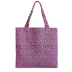 Texture Surface Backdrop Background Zipper Grocery Tote Bag